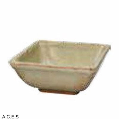 tablekraft ARTISTICA SQUARE SAUCE DISH 80x80x35mm FLAME