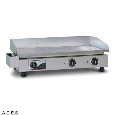 ROBAND 690 mm wide GRIDDLE HOT PLATES 2Phase+n