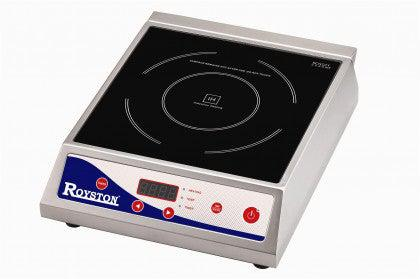 ROYSTON 2700W BENCH TOP INDUCTION COOKER WITH REMOTE CONTROL