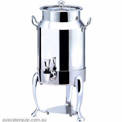 Hyperlux MILK DISPENSER -18/10 3Lt 388x247x192mm PRO LEG