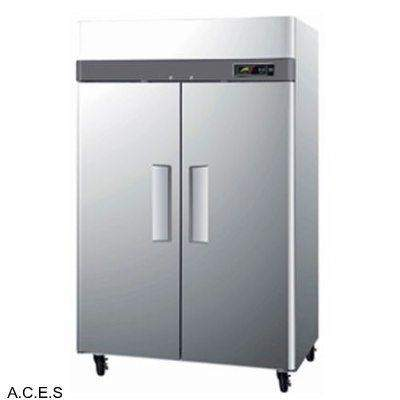 GREENLINE Solid Door Fridge  2 DOOR 1200L