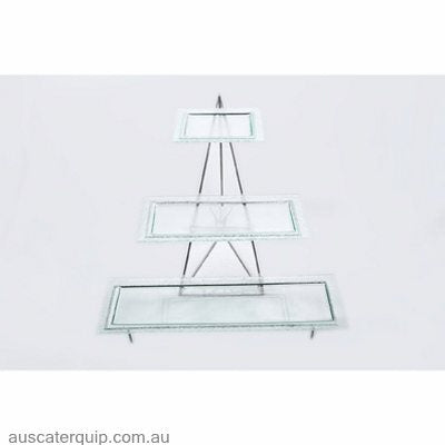 Han STAND-S/S TO SUIT DP-005 RECTANGLE PLATTERS