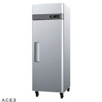 GREENLINE Solid Door Fridge 1 DOOR 600L