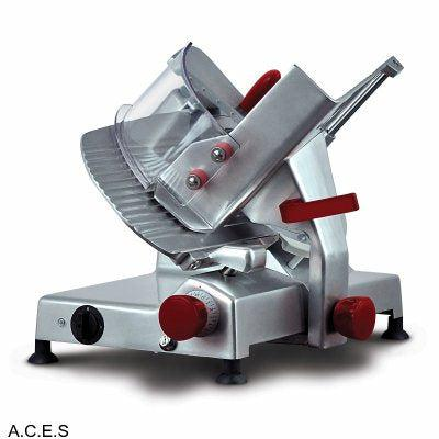NOAW SLICERS - EXTRA HEAVY DUTY - BELT DRIVEN- 300mm