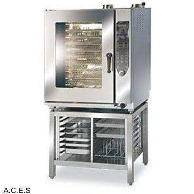 LAVA XT TOP DIRECT STEAM COMBI OVEN - 6 TRAYS