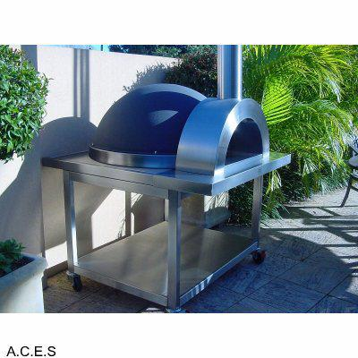SEMAK Wood Fired Oven Portable