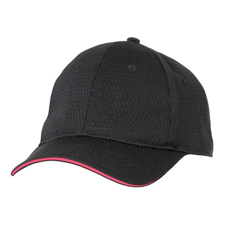 Berry Cool Vent Baseball Cap w/ Trim