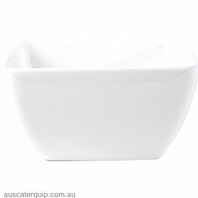 Royal Porcelain SQUARE SALAD BOWL-125mm CHELSEA (4122)