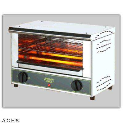 ROLLER GRILL Open Toaster 2KW
