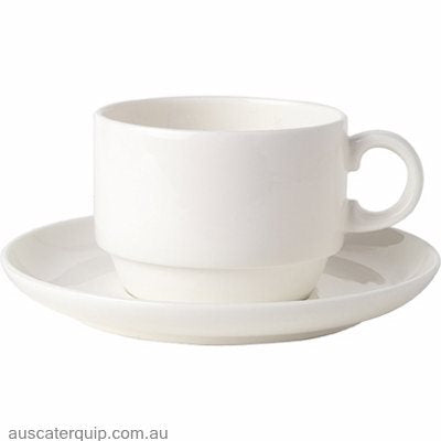 Royal Bone China COFFEE CUP-0.25lt STACKABLE ASCOT (B1014)