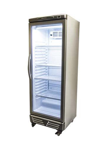 BROMIC Display Fridge Single Door Flat Glass ECO range