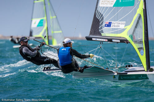 airweave Partners With The Australian Sailing Team