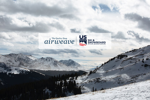 U.S. Ski & Snowboard Announces Global Partnership With Airweave