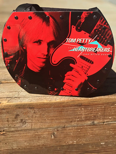 Tom Petty And The Heartbreakers Handmade Album Record Purse