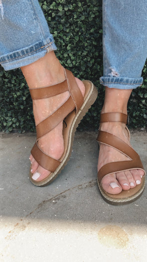 Cape Cod Tan Sandal