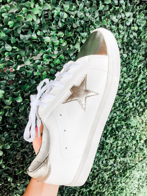 Golden Goose look alike star sneakers