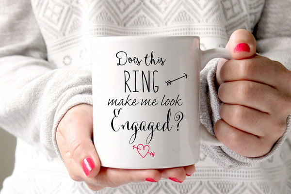 Does this Ring Coffee Mug