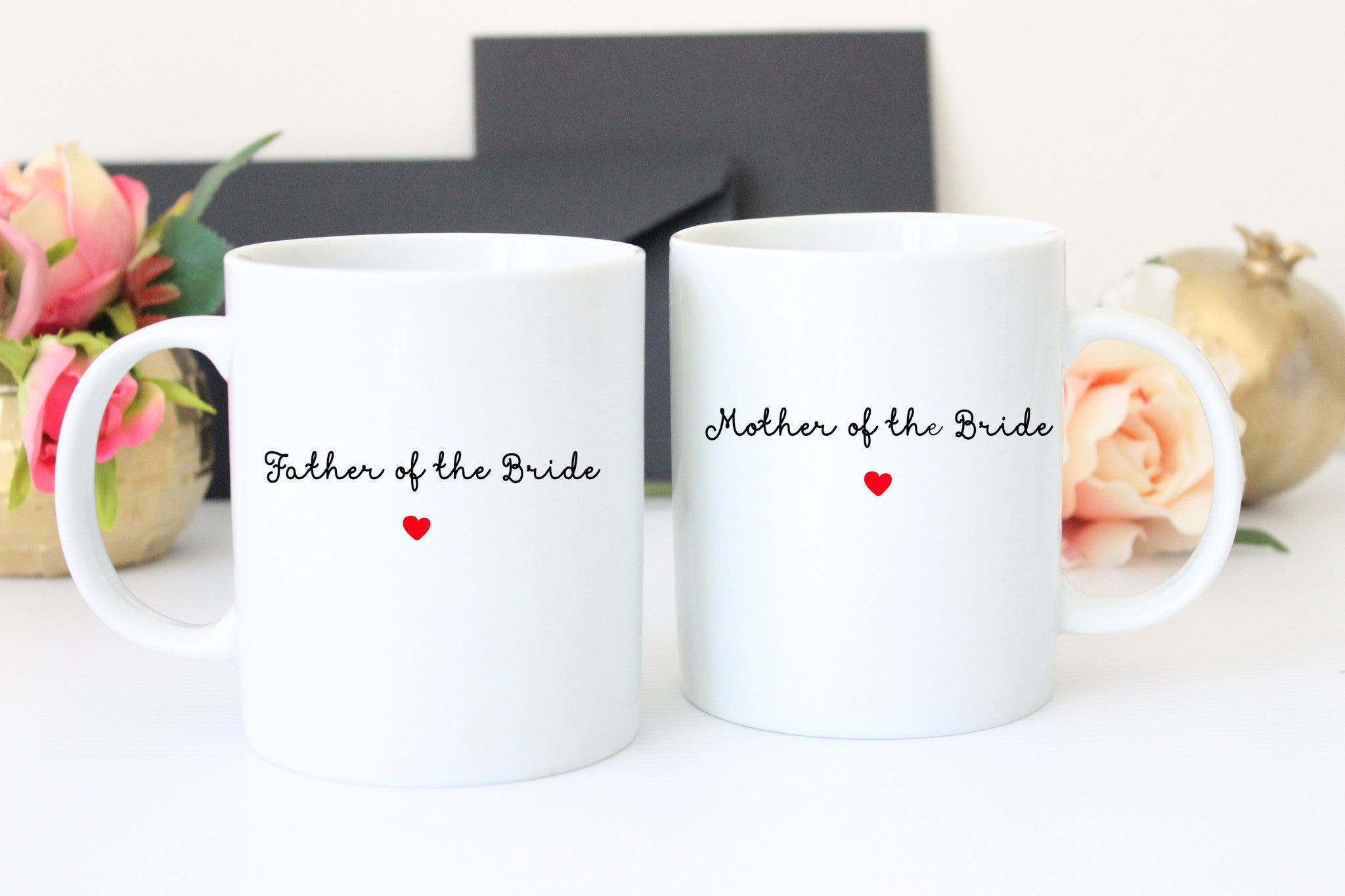 father of the bride and mother of the bride gift, wedding gift for