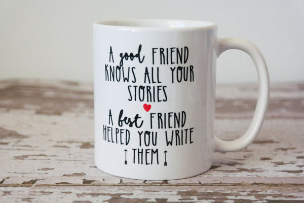 Best Friend Gift Coffee Mug For Best Friend The Love Mugs