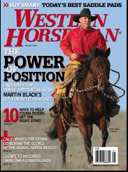 WESTERN HORSEMAN chooses POP-Up Barrels as Editor's Choice!