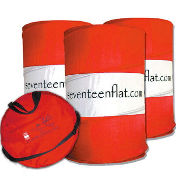 Complete SET of 3 Pop-Up Barrels® with Bag