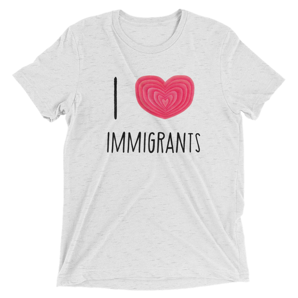 I ❤ Immigrants Shirt