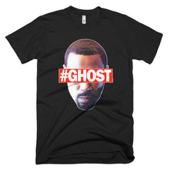 """Free Ghost"" Men's Black T-Shirt by Luke&Lynn Clothing (inspired by the STARZ Series, Power)"