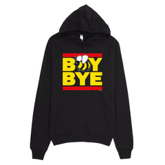 """Boy Bye"" Bee Women's Black (Unisex) Hoodie by Luke&Lynn Clothing (inspired by Beyonce)"