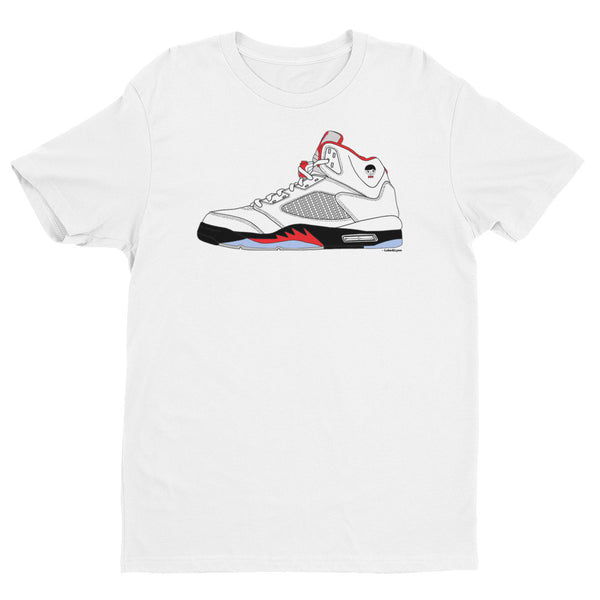 """Luke Retro 5"" Men's T-Shirt"