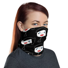 "Lynn ""Beauty-Face"" Neck Gaiter / Face Mask"