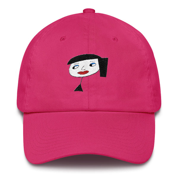 "Lynn ""Pretty Face"" Dad Hat"