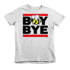 """Boy Bye"" Bee Kids White (Unisex) T-Shirt by Luke&Lynn Clothing (inspired by Beyonce)"