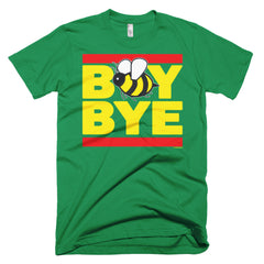 """Boy Bye"" Bee Men's Grass Green (Unisex) T-Shirt by Luke&Lynn Clothing (inspired by Beyonce)"