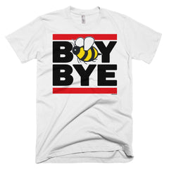 """Boy Bye"" Men's White (Unisex) T-Shirt by Luke&Lynn Clothing (inspired by Beyonce)"