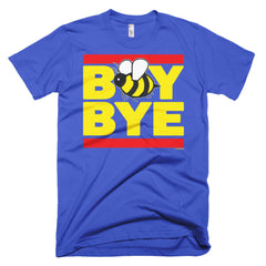 """Boy Bye"" Bee Men's Royal Blue (Unisex) T-Shirt by Luke&Lynn Clothing (inspired by Beyonce)"