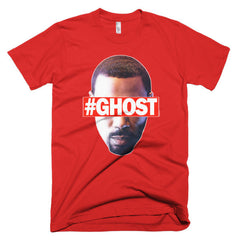 """Free Ghost"" Men's Red T-Shirt by Luke&Lynn Clothing (inspired by the STARZ Series, Power)"