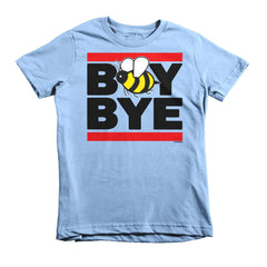 """Boy Bye"" Bee Kids Baby Blue (Unisex) T-Shirt by Luke&Lynn Clothing (inspired by Beyonce)"