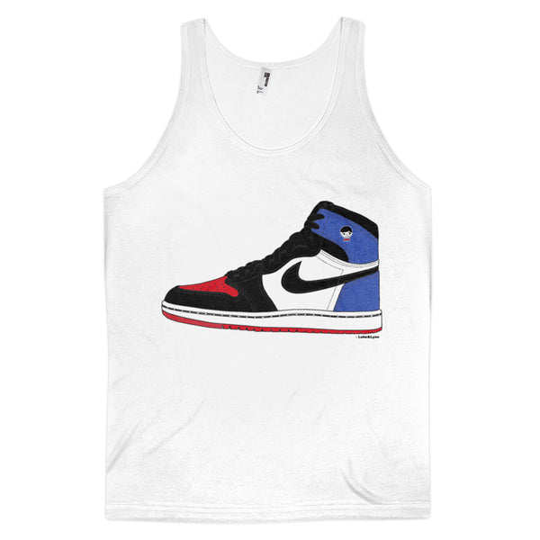 """Luke Retro OG Classic"" Unisex (Men/Women) Tank Top"