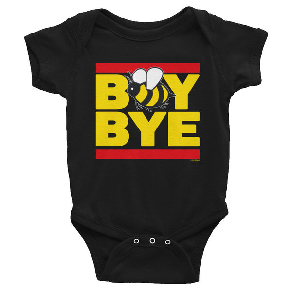 """Boy Bye"" Bee Infant Short Sleeve Onesie"