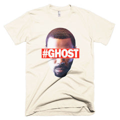 """Free Ghost"" Men's Creme T-Shirt by Luke&Lynn Clothing (inspired by the STARZ Series, Power)"