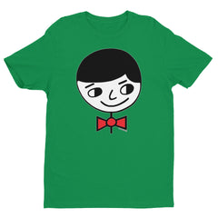 "Luke ""Perfect Gentleman"" Men's Green T-Shirt by Luke&Lynn Clothing www.lukeandlynn.com"