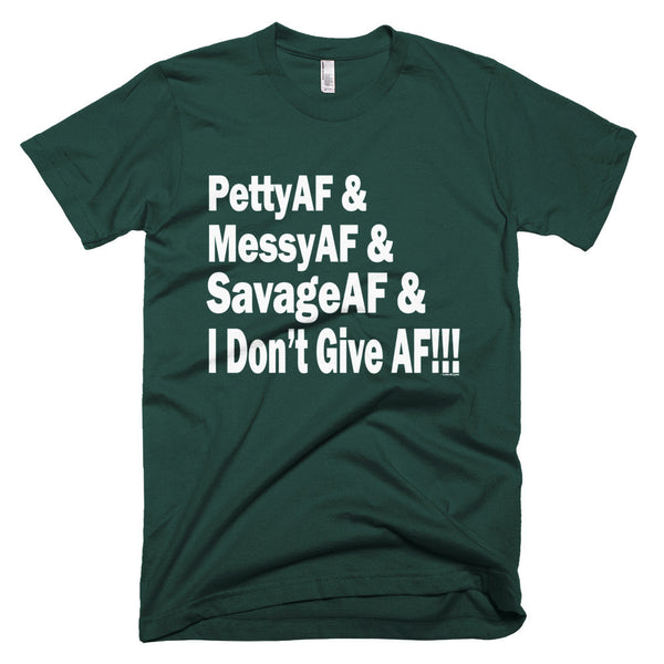 """PettyAF"" Men's T-Shirt"