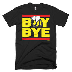 """Boy Bye"" Bee Men's Black (Unisex) T-Shirt by Luke&Lynn Clothing (inspired by Beyonce)"