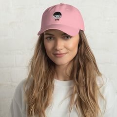 "Luke ""Perfect Gentleman"" Dad Hat by Luke&Lynn Clothing www.lukeandlynn.com"