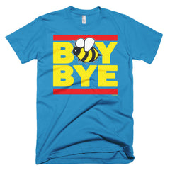 """Boy Bye"" Bee Men's Teal (Unisex) T-Shirt by Luke&Lynn Clothing (inspired by Beyonce)"