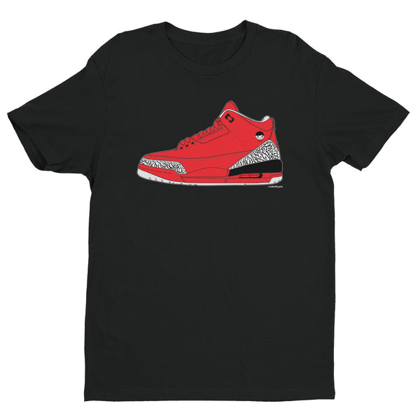 "Luke ""Khaled Retro 3"" Men's T-shirt"