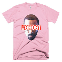 """Free Ghost"" Men's Pink T-Shirt by Luke&Lynn Clothing (inspired by the STARZ Series, Power)"