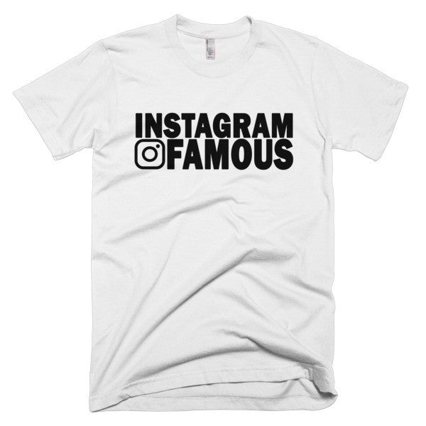 Instagram Famous Men's T-Shirt