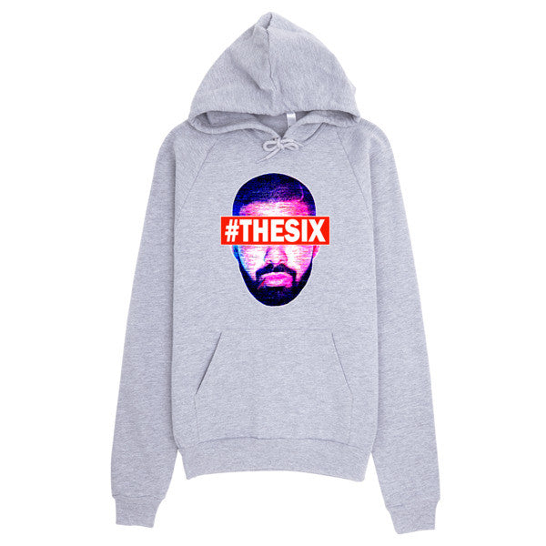 "Drizzy ""The Six"" Unisex (Men/Women) Hoodie"