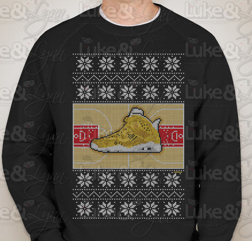 """Jordan Retro 6 Pinnacle Ugly Sweater"" Unisex (Men/Women) Sweatshirt"